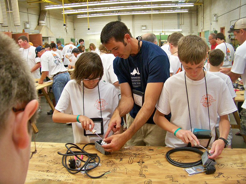 4-H extension cord shop<br /> 2013