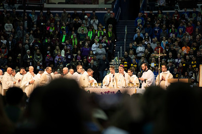 Youth Rally and Mass