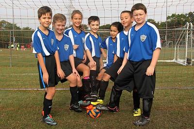 2014 Oldsmar Soccer Club - U10 Recreational
