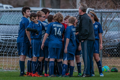 1-13-2018 U14B vs  Clearwater Chargers SC-0121