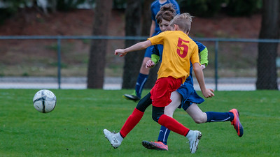 1-13-2018 U14B vs  Clearwater Chargers SC-0141