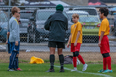 1-13-2018 U14B vs  Clearwater Chargers SC-0136