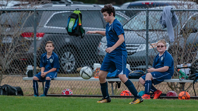 1-13-2018 U14B vs  Clearwater Chargers SC-0149