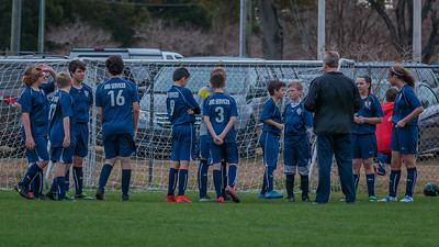 1-13-2018 U14B vs  Clearwater Chargers SC-0119