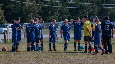 12-16-2017 U14B vs  Dunedin Stirling 2-7142