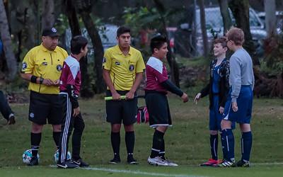 12-9-2017 U14B vs  Tarpon FC -6390