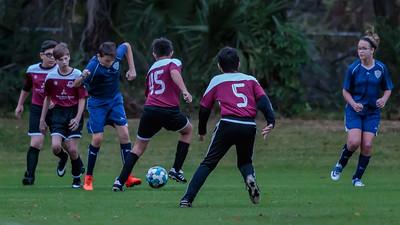 12-9-2017 U14B vs  Tarpon FC -6409