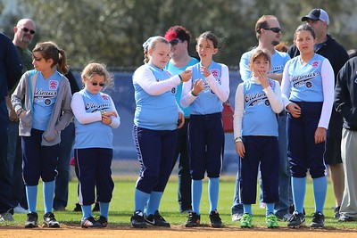 Oldsmar Little League - Spring 2015