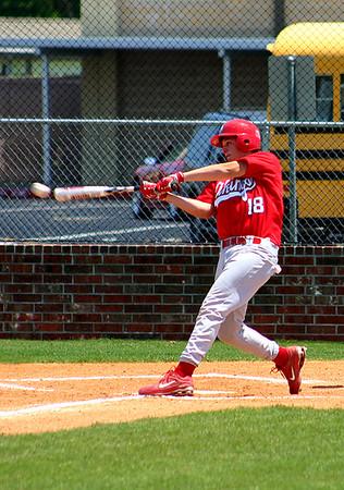 Dulles Sophmore Baseball vs Marshall 4-21-07