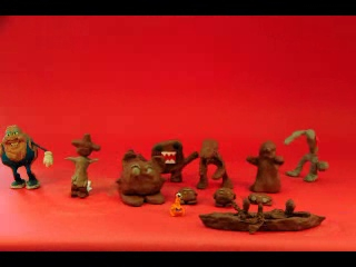 group claymation Flipbook