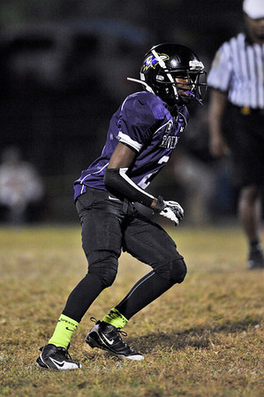 Columbia Ravens vs Bowie Bulldogs 9/29/12