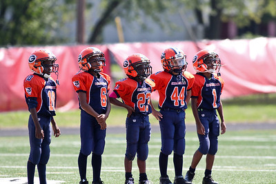Germantown vs Woodlawn youth 2012