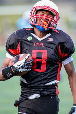 Week 2 GYFL @ Wilson High School 4-27-13