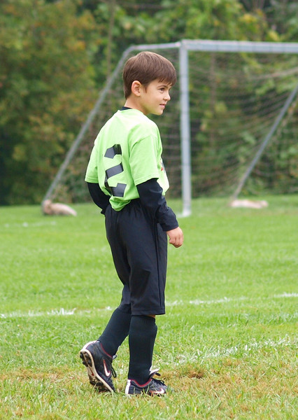 Logey getting ready to start his game :)