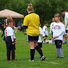 Logan's 1st Soccer Game :)