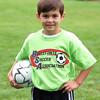 Logan's 2009 Soccer Photo