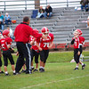 Coach Stephens working with the kids...