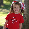 My little red raider, Kennedy :)