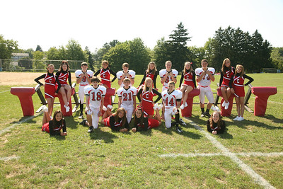 2012 Football and Cheer