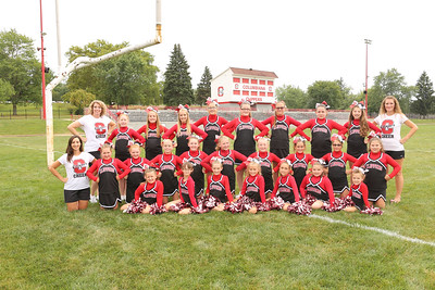 Little Clippers Varsity Cheer 2015