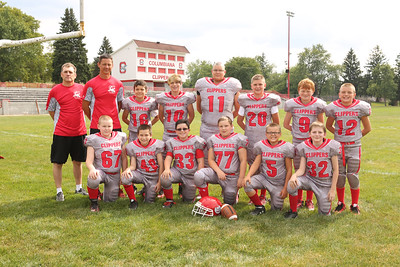 Little Clippers Varsity Team 2015