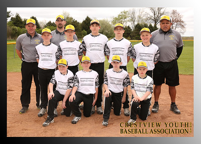 Crestview Youth Baseball 2017