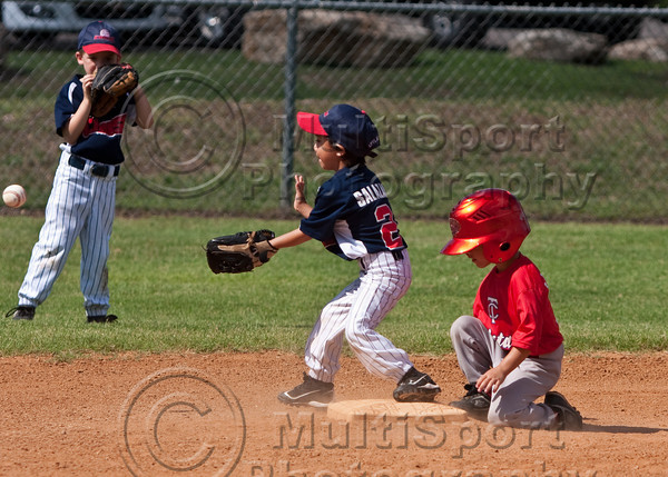 T-Ball; Lightning; Youth Sports