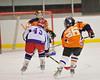 Mite Meltdown 2010. Game 07. Mohawk Valley (Orange) vs Pioneer Valley (White).