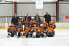 Mite Meltdown 2010. Game 15. Saratoga (White) vs. Mohawk Valley (Orange).