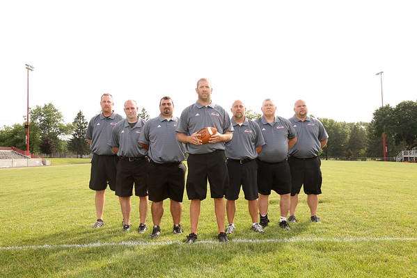 2014 Coaching Staff