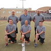 Front Jason Lude, Ron Johnson, Matt Altomare Back Eric Potts, Jason Swiger, Tony Foster