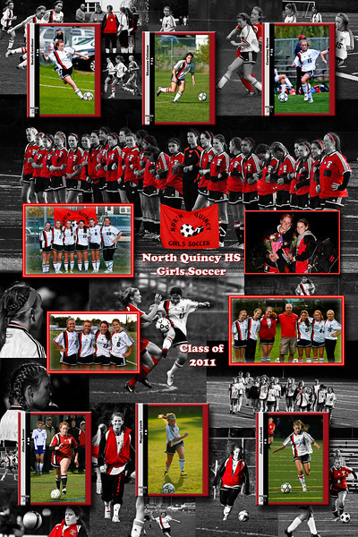 NQHS Soccer 2011 Poster