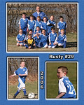Rockland Team - Rusty