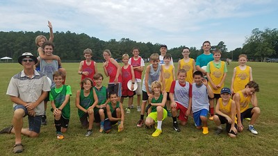Youth Summer League Tournament - July 30, 2016