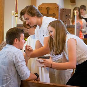 Youth Sunday & Parish Picnic 2015
