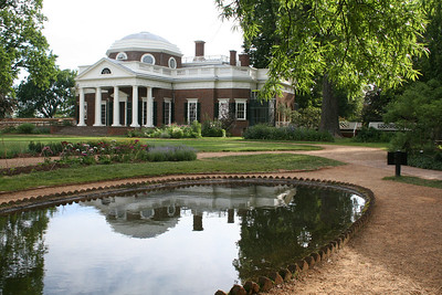 Monticello-Home of Thomas Jefferson