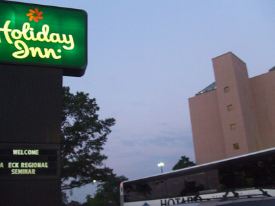 Holiday Inn in Baton Rouge