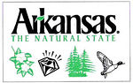 State collectable sticker to be traded with students from 44 other states.