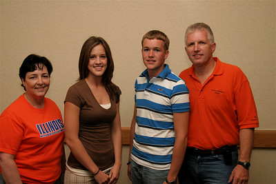 The Illinois Youth Tour participants elected Tiffany Eliott, representing Norris Electric Cooperative, as the 2007 YLC Representative. The alternate is Darrin Rahn, of Jo Carroll Energy.