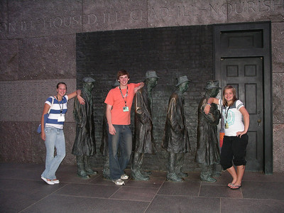 FDR Memorial - Getting, Thompson, Gilbertson