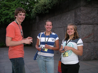 FDR Memorial - Thompson, Getting, Gilbertson