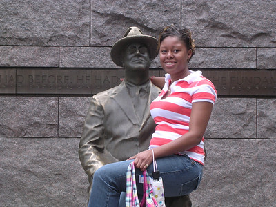 Day 5 - Jasmine Mills (Fairfield) with FDR