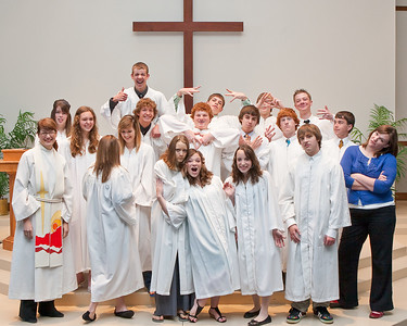 2009 Confirmation Class
