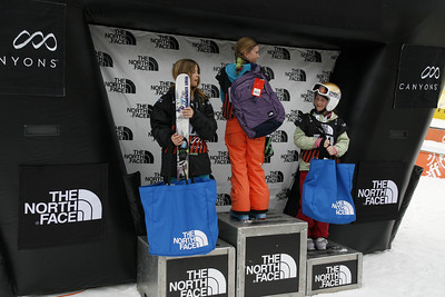 2012 U.S. Freeskiing Grand Prix - TNF Junior Jam - Canyons Resort, UT