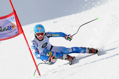 2012 FIS Junior World Alpine Championships - Roccaraso, Italy - March 1-9, 2012