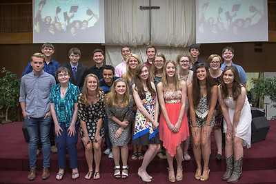 FUMC High School Sr 2014