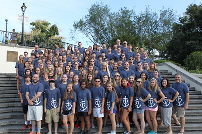 High School Mission Trip 2015: The Anchor