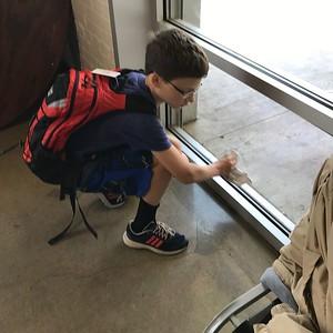 2017 Middle School Mission Trip