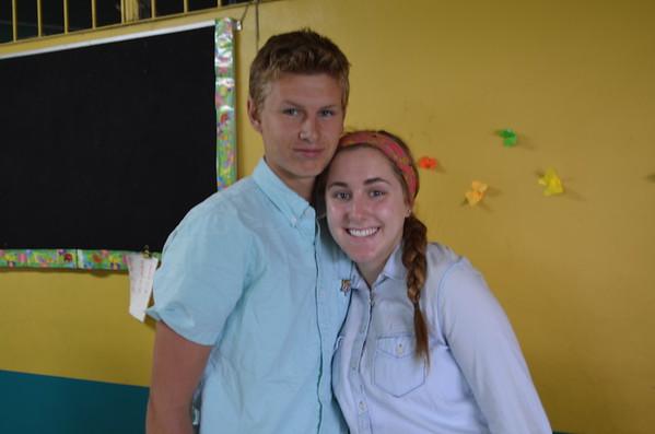 2017 Senior High Costa Rica Mission Trip