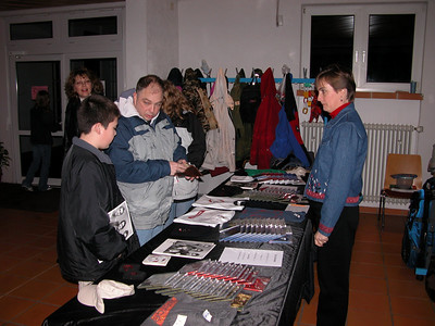 FBC Youth Night , January 2004